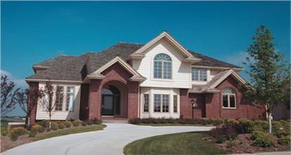 TPC style House Plans 3000-3500 Sq Ft