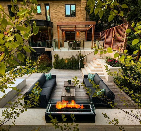 Example of Design.it.now landscape design from Instagram
