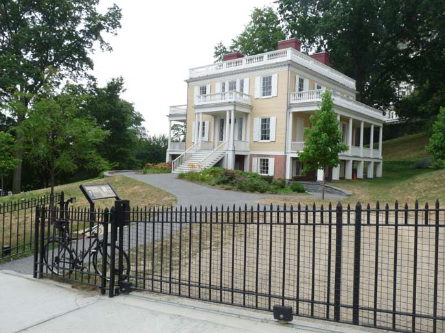 Hamilton Grange National Memorial in New York