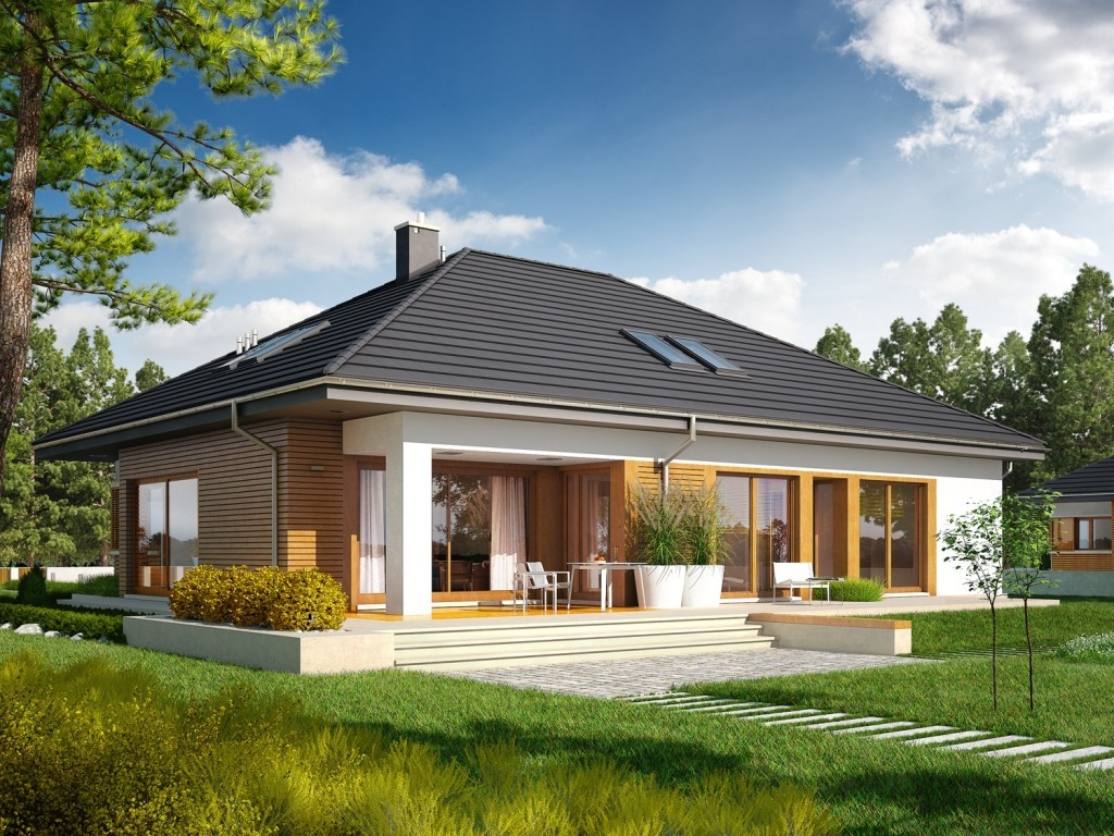 Very contemporary and attractive Bungalow home