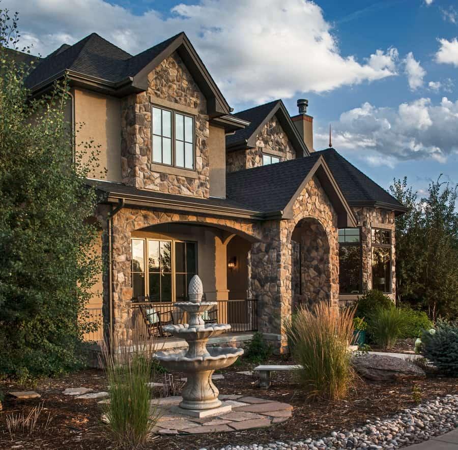 Texas style House Plan #161-1070