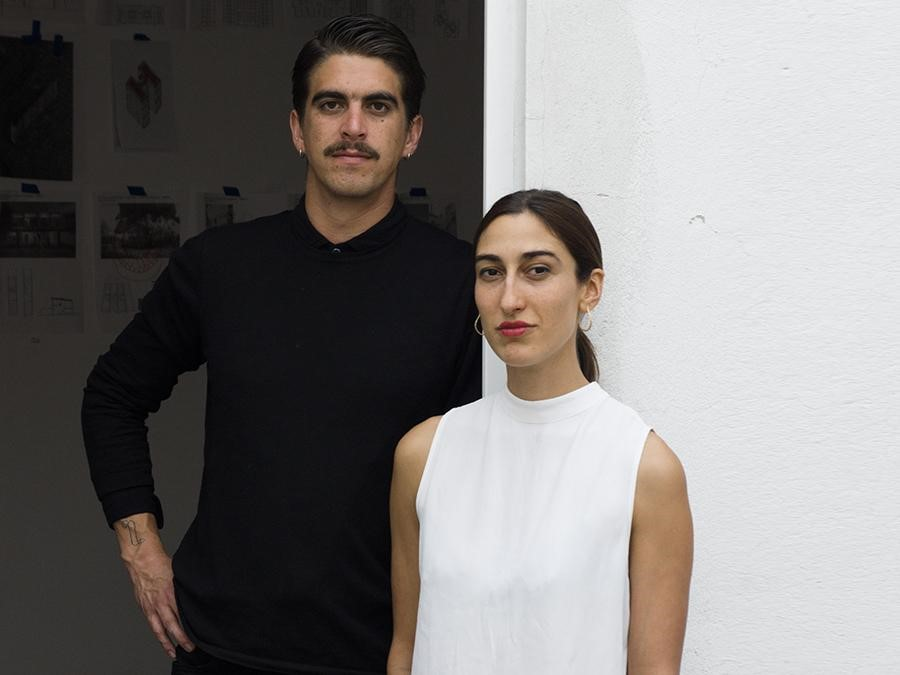Isabel Martinez Abascal & Alessandro Arienzo, of LANZA Atelier