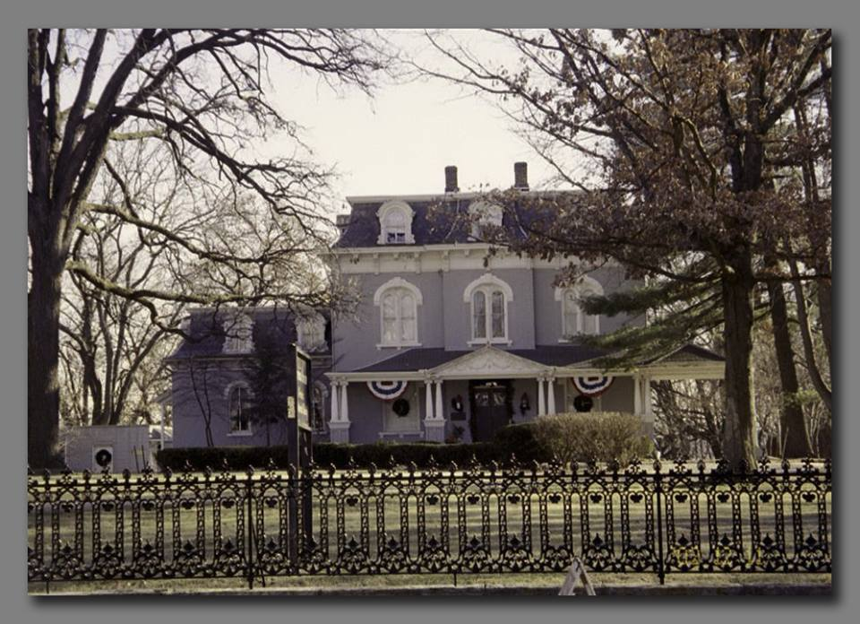 Pettingill-Morron mansion