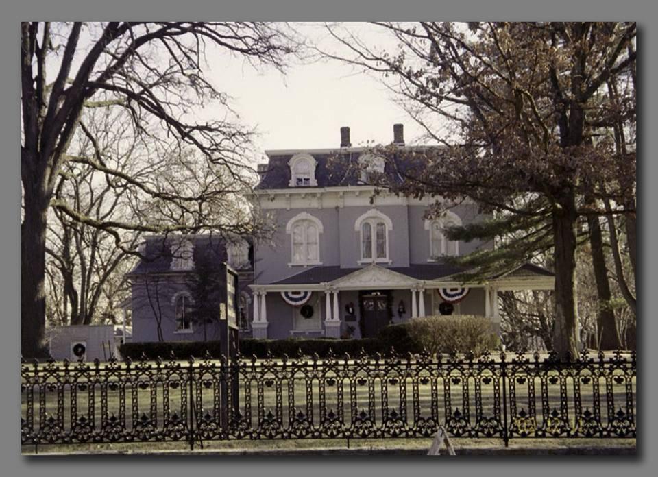 Pettingill-Morron mansion