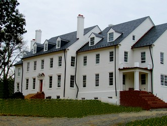 Hickory Hill mansion in McLean, VA