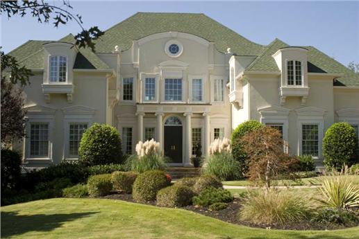 Luxury house plan 106-1189 at summer