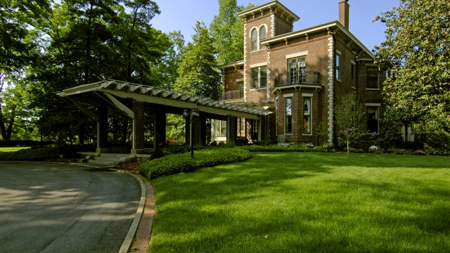 Maxwell Place, University of Kentucky President's House