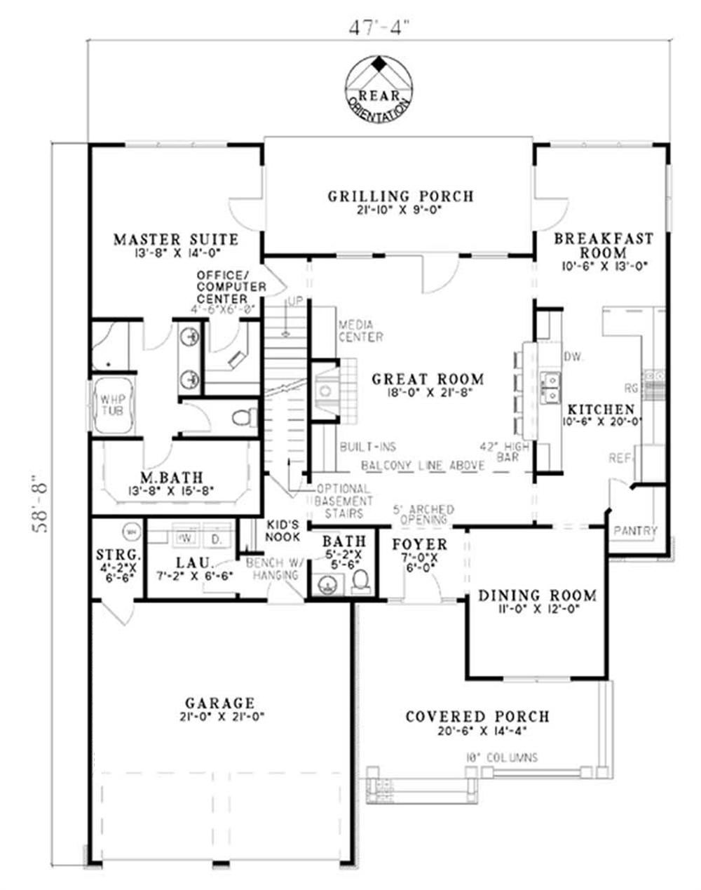 All time best selling house plans for Best selling floor plans