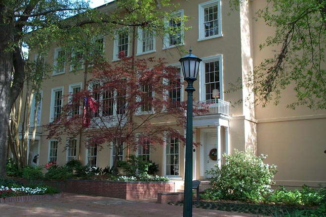 University of South Carolina President's Home