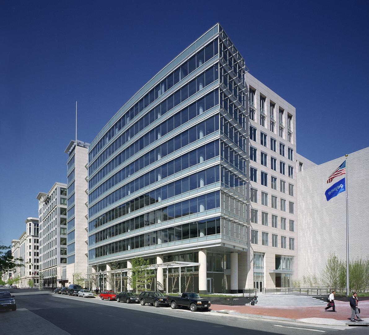 Potomac Electric Power Company headquarters, Washington, DC
