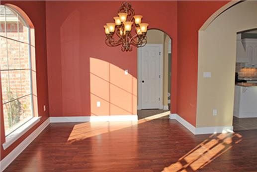 classic, interior arched entryways