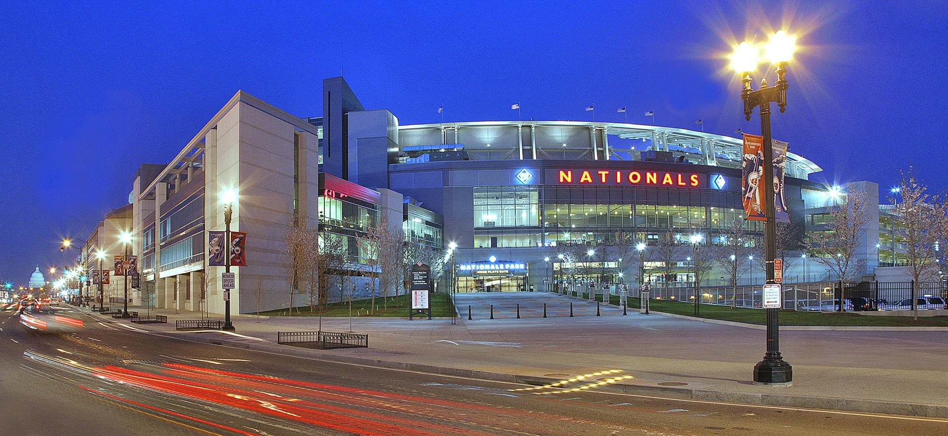 Washington Nationals Baseball Park, Washington, DC