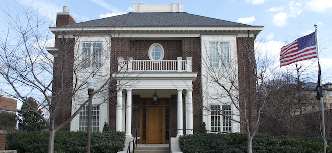 Vanderbilt University Dean's Residence