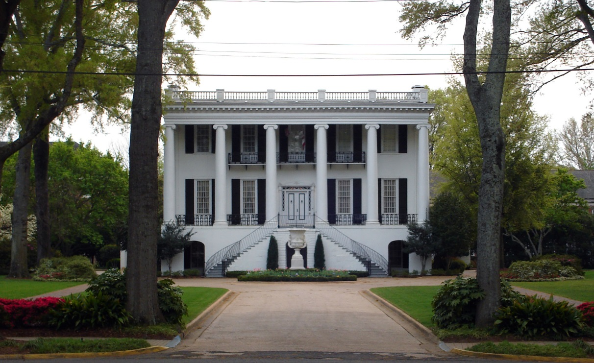 University of Alabama President's House