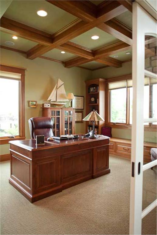 grand home office