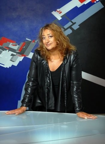 Architect Dame Saha Hadid (19302016)