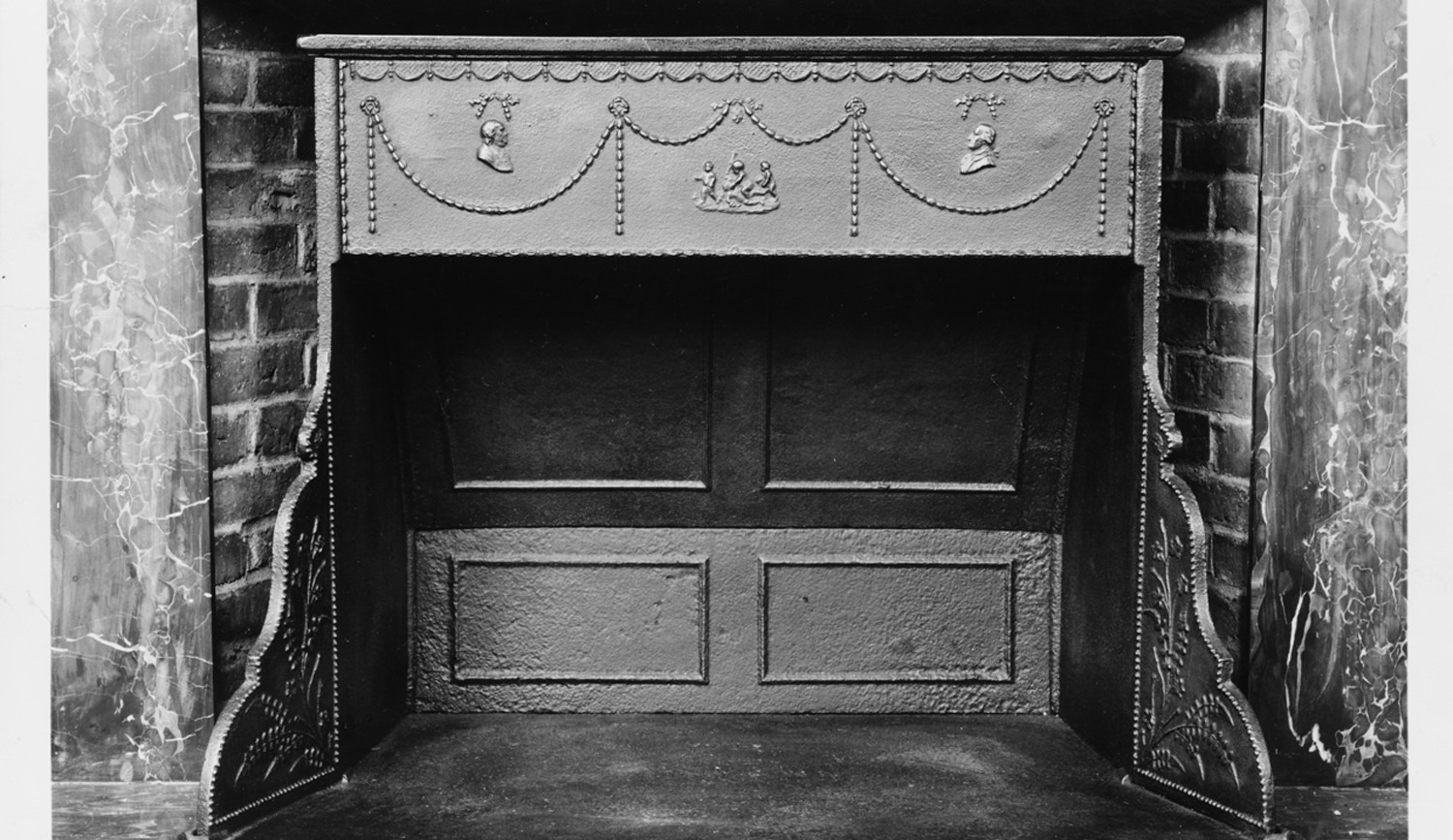 Franklin Stove invented by Benjamin Franklin