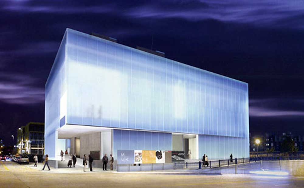 Museum of Contemporary Art in Denver, CO