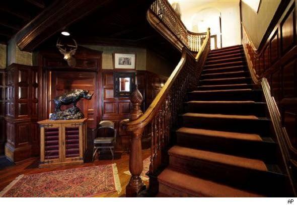 Tr S Sagamore Hill A Modern Home For America S 1st Modern