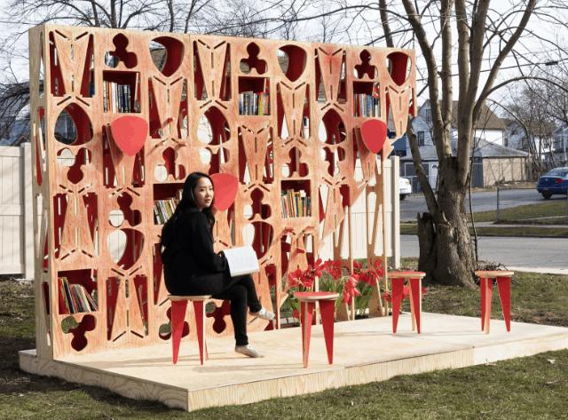 Recent project of CODA (Caroline O'Donnell Architecture)