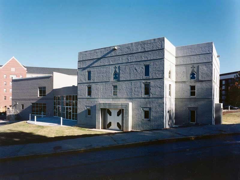 Atlanta University Lyke House Catholic Student Center