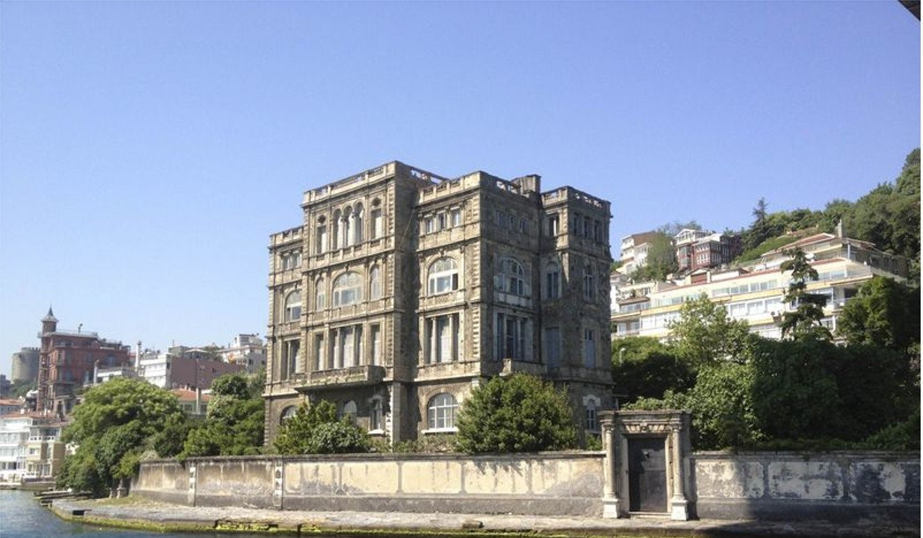 One of the biggest estates on the Istanbul waterfront