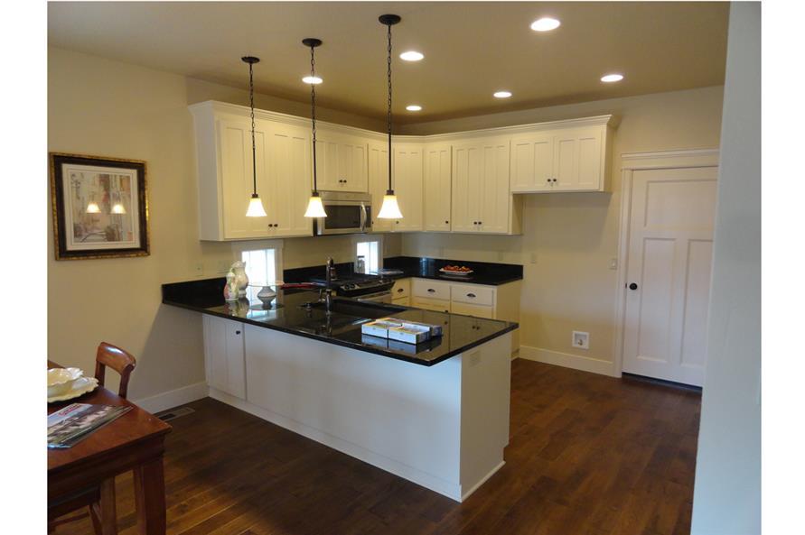 Kitchen in House Plan #108-1756