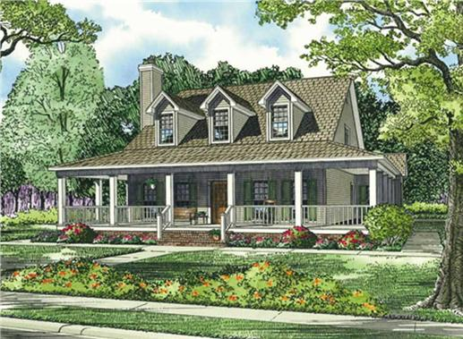 two story southern style house plans   home style