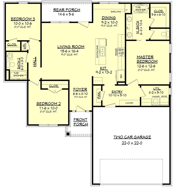 1000–1500-Square-Foot House Plans: Not Your Mom's Small Home on