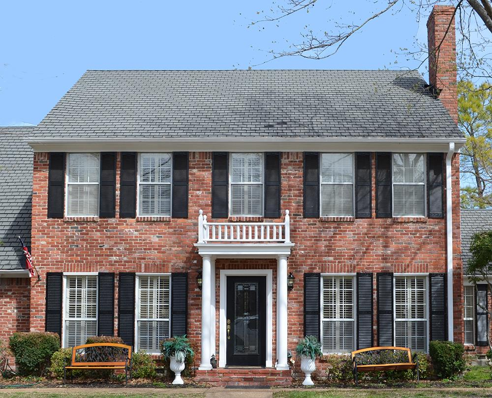 Southern Style Plantation Home Designs President James Madisons Montpelier on Southern Plantation Home Plans