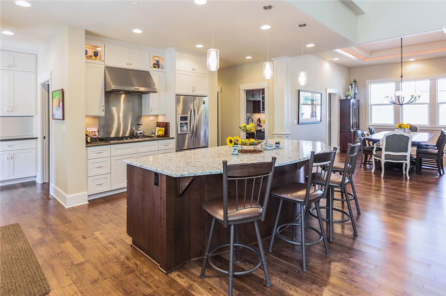 Kitchen Floor Plans With Island And Walk In Pantry 5 kitchen designs for 5 lifestyles