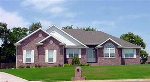 House Plan #153-1645