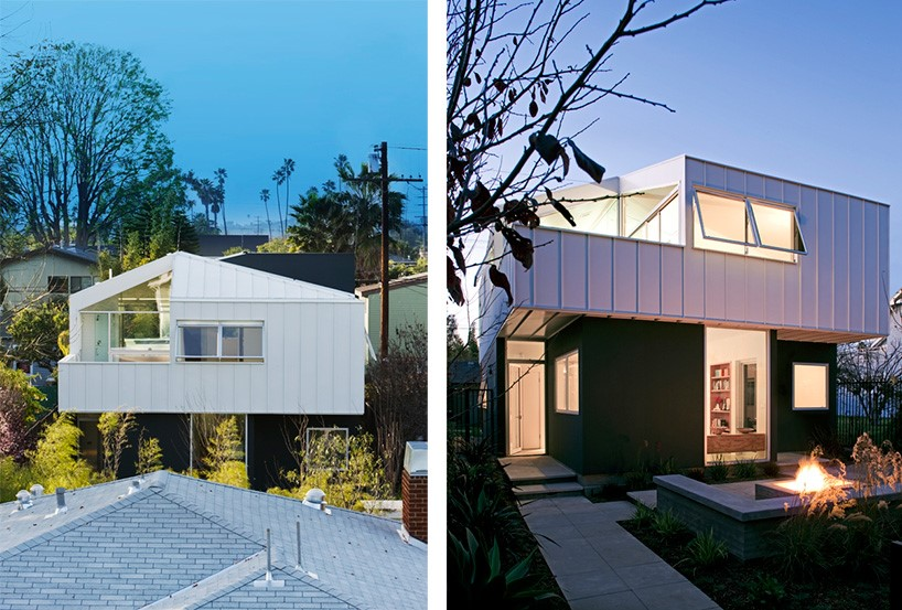 Barbara Bestor's Floating Bungalow in Venice, California