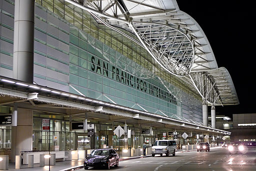 International Terminal, San Francisco International Airport