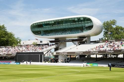 State-of-the-art Media Centre at Lords in United Kingdom