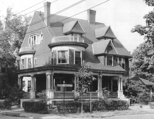 Kennedy family home on Abbottsford Road