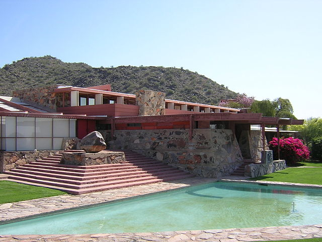 Taliesin West, Frank Lloyd Wright's Studio in Arizona