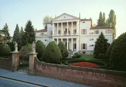Andrea palladio s classic designs bring renaissance art to for Palladian style house plans