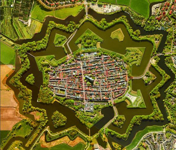 Example of World Urban Planning's Instagram post