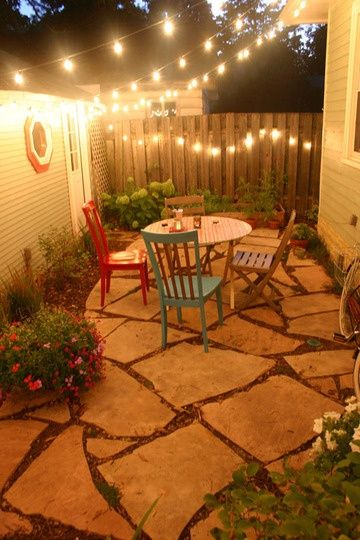 10 landscape designs for small backyards - Small backyard landscape designs ...
