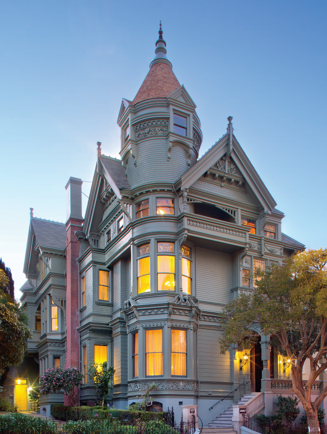 Haas-Lilienthal House in San Francisco