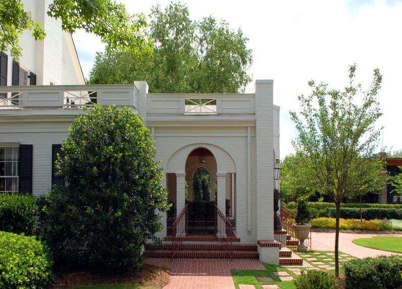 Porch of Auburn University President's House