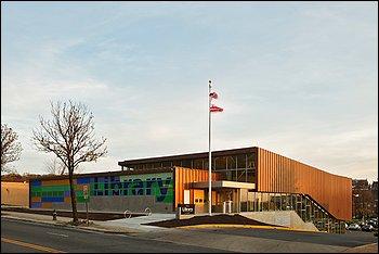 New Dorothy L. Height/Benning Library, Washington, DC