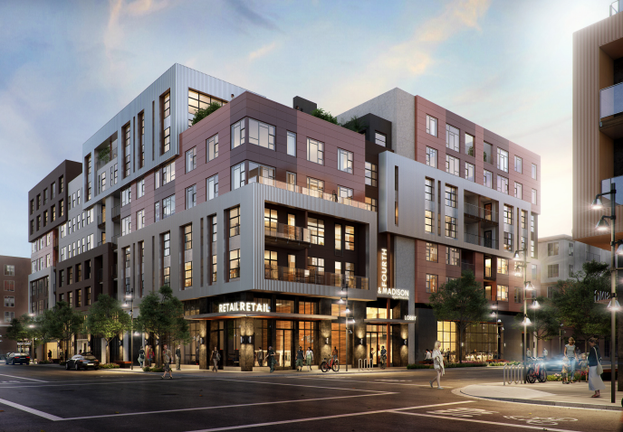 Fourth Street East, a mixed-use project in Oakland, CA