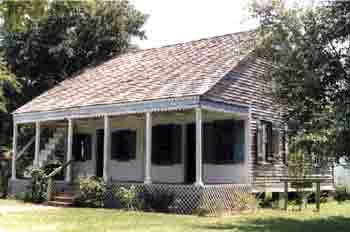 Acadian house styles the plan collection for Louisiana cottage house plans
