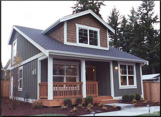 Pacific northwest style adapts architectural designs to for Pacific northwest house plans
