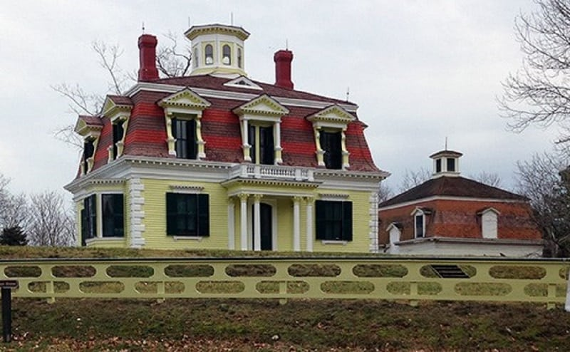 Penniman House in Massachusetts - Early inspiration for Cape Cod style.