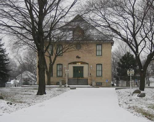 Charles O. Boyton Carriage House in Sycamore, Illinois