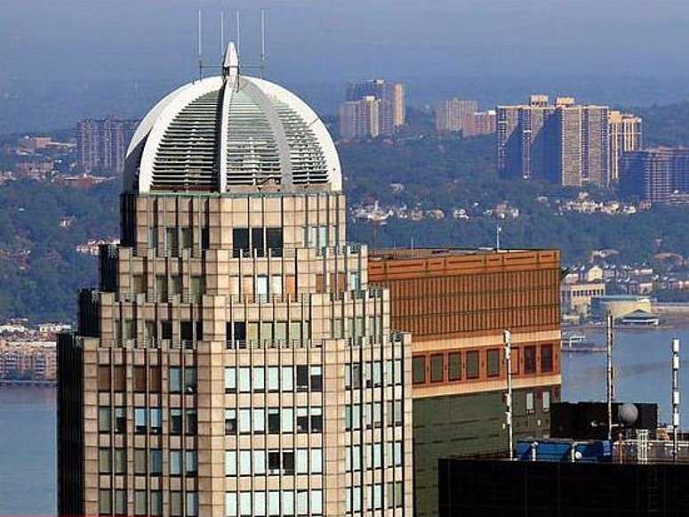 #3 A real estate mogul is selling this octagonal penthouse in Midtown.