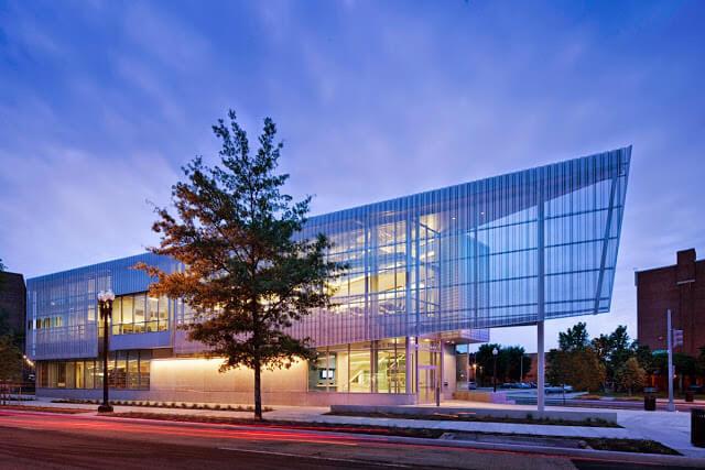Shaw (Watha T. Daniel) Library